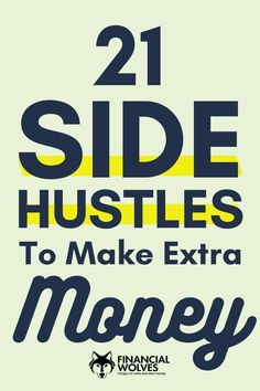 Side hustles are a productive way to while away extra time, especially if you're looking to make extra money to complement your main job. Here at Financial Wolves, we believe in the accumulated power of racking up numerous side hustles; diversifying your sources of income can protect your wealth by helping you pay off bills or debt, save up for a vacation, or buy that gadget you've been raring for.
