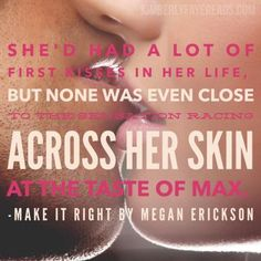 Release Day Event, Teasers, Excerpt & Giveaway: Make It Right (Bowler University #2) by Megan Erickson