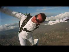 Rob Harris Sky Surfing