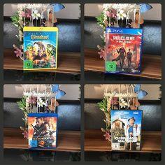 Meine Spiel und Filmwelt: Meine Neuheiten!!! :D