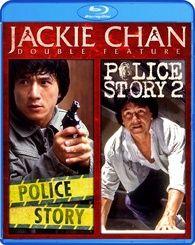 Jackie Chan: Police Story / Police Story 2 (Blu-ray) Temporary cover art