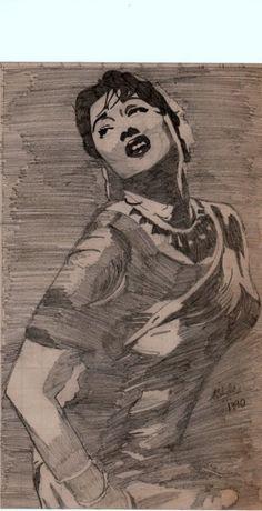 Madhubala - Venus of Bollywood screen