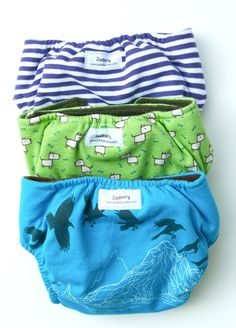 Zaaberry: Cloth Diapers