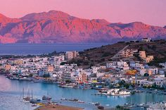 Elounda CRETE - we had our honeymoon here in 1985...it was less crowded way back then!