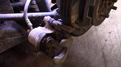 nissan murano rear brakes replacement