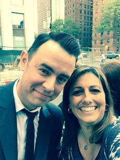 Colin Hanks at CBS Upfronts 2015