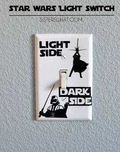 For Mike's star wars room. 7 Fun And Inspiring DIY Star Wars Crafts . - For Mike's star wars room. 7 Fun And Inspiring DIY Star Wars Crafts For Home Décor - Star Wars Baby, Theme Star Wars, Star Wars Bedroom, Star Wars Nursery, Star Wars Room Decor, Geek Bedroom, Themed Nursery, Diy Bedroom, Bedroom Ideas