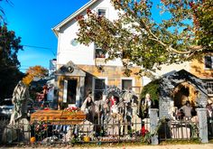 Bergen County, NJ on Pinterest! #Halloweening Your House! Repinned to mybergen.com Presents #BergenCounty