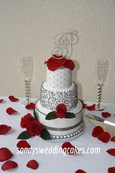 Style 761 — Sandy's Wedding Cakes