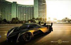 Do you remember the extraordinary Arabic hypercar prototype – Devel Sixteen – presented at Dubai Motor Show in 2013? The team behind this proposed world's most powerful and fastest car have just sent exclusive latest photographs to www.allcarind .. Source: prebelz2002