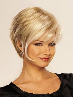 Revlon Classy Wig at The Head Shop Wigs Online Short Hair Cuts For Women, Short Hairstyles For Women, Straight Hairstyles, Short Haircuts, Everyday Hairstyles, Trending Hairstyles, Wig Hairstyles, Hairstyles 2016, Androgynous Haircut