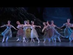 American Ballet Theatre - The Dream - based on A Midummer NIght's Dream by William Shakespeare.