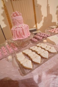 Different to the traditional wedding cake...