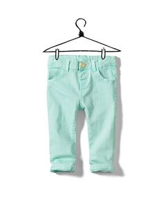 baby skinny jeans | Spring Colors : Baby Skinny jeans! | KayleeWebsterDesigns.com