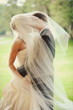 wrapped in love and a #veil