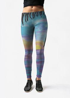 Shop Lluïsa Díaz's original art and design from VIDA. Vida Design, Summer Outfits, Leggings, Workout, Sport, Studio, My Style, Beach, Casual