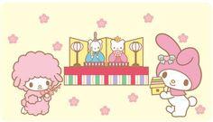 my melody hello kitty my sweet piano