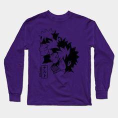 15 Years Of Naruto Long Sleeve T-Shirt