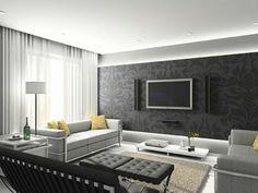 Já pensou em colocar papel de parede em algum cômodo?