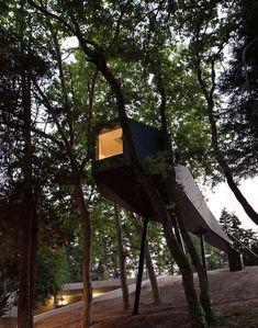 Pedras Salgadas Spa and Nature Park // Porto Portugal
