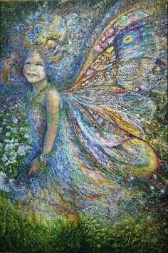 The Wood Fairy Josephine Wall