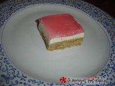 Τσιζ κέικ με ζελέ