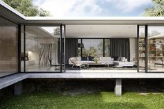 The Rita Villa by Ly Anh Thi …   Dream Home Style