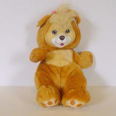 Vintage 1992 Hasbro Baby Cub Surprise Mom Bear