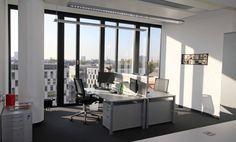 Top-Büros für 3-4 Arbeitsplätze im Kranhaus #Büro, #Bürogemeinschaft, #Köln, #Office, #Coworking, #Cologne