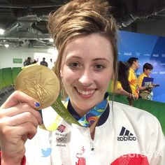 Jade Jones wins gold and retains her olympic title in -57kg Taekwondo