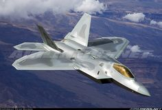 Lockheed Martin F-22A Raptor - USA - Air Force | Aviation Photo #1194100 | Airliners.net