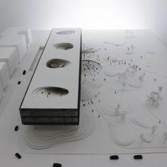 Maquette Architecture, Library Architecture, Architecture Drawings, Concept Architecture, Architecture Design, Landscape Architecture, Helsinki, Planer Layout, Archi Design