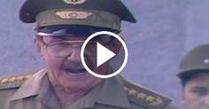 """Raúl: """"La imagen de nuestro pueblo será la de hombres capaces de cumplir con su deber hasta la inmolación"""""""