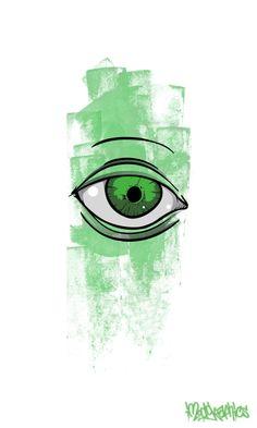eyes on u Eyes, Cat Eyes