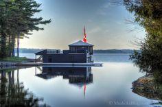 Thorel House, Lake Rosseau in Muskoka
