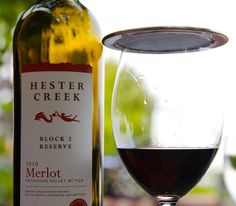 What wine are you Guarding? We've enjoyed this Hester Creek Block 2 Reserve 2010 Merlot at the beautiful Terrafina Restaurant at . Winery Tasting Room, Wine Tasting Experience, Fruit Flies, Stainless Steel Mesh, Wine Time, Wines, Red Wine, Wine Glass, Alcoholic Drinks