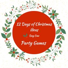 The funniest family Christmas party games you should play with your family this holiday season! The perfect way to spend time with the fam!
