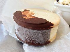 milk ice cream sandwich