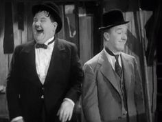 Happy Birthday to Oliver Hardy who was born on January 18 Laurel and Hardy in Our Relations Laurel And Hardy, Stan Laurel Oliver Hardy, Comedy Duos, Movie Gifs, Fantasy Movies, Popular Movies, Comedy Movies, Disney Quotes, Cristiano