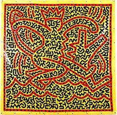 Keith Haring Keith Haring Art 59297dc84dec