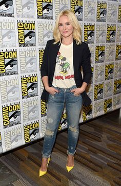 Comic-Con 2016: Celebs at the Biggest Day 1 Panels
