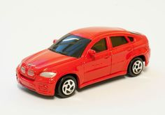 1:64 scale BMW X6 – by RMZ Bmw Models, Bmw X6, Scale, Red, Collection, Weighing Scale, Stairway, Weight Scale, Rouge