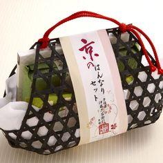 京のはんなりセット A beautiful idea for gift packaging PD