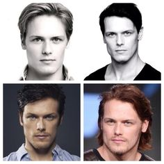 From Sam Heughan to Jamie Fraser