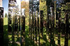 3 Mesmerising Examples of Interactive Mirror Art Interactive Mirror, Light Art Installation, Art Installations, Sculpture Art, Sculptures, Bamboo Light, Mirror Art, Mirrors, Berlin