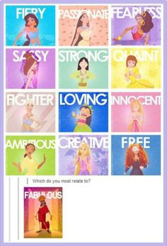 I am Megara from Hercules, I have taken quizzes. Also, my love song her song and gosh it makes me happy.