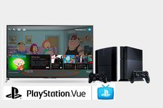 PlayStation Vue FAQ: Everything to know about Sonys cable TV alternative