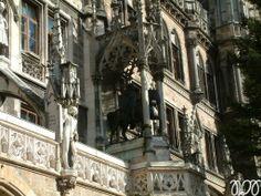 Munich - München - City Hall - Rathaus