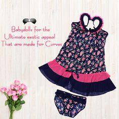 Naughty or Nice?? You Decide... #Babydolls #Sleepwear