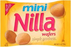I'm learning all about Nabisco Mini Nilla Wafers 1 oz. Bag at @Influenster!